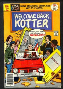 Welcome Back, Kotter #2 (1977)