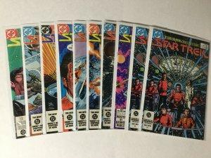 Star Trek 1-56 Missing 33 37 39 42  Annual 1-3 1 2 3 Lot Nm Near Mint Dc