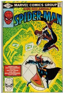 SPIDERMAN ANN 14 FN 1980