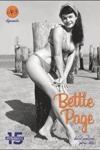 Bettie Page Unbound #3 Cvr E Photo Variant (Dynamite, 2019) NM