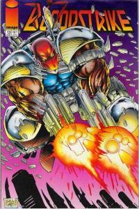 Bloodstrike (1993 series) #13, VF+ (Stock photo)