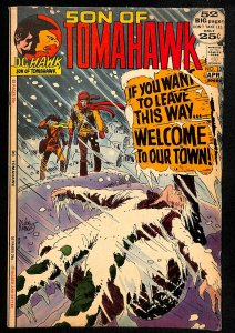 Tomahawk #139 (1972)