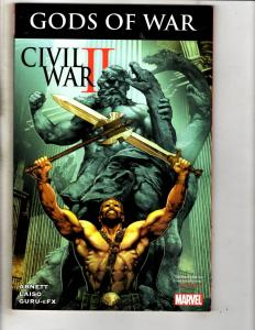 Civil War 2 Gods Of War Marvel Comics TPB Graphic Novel Comic Book J296