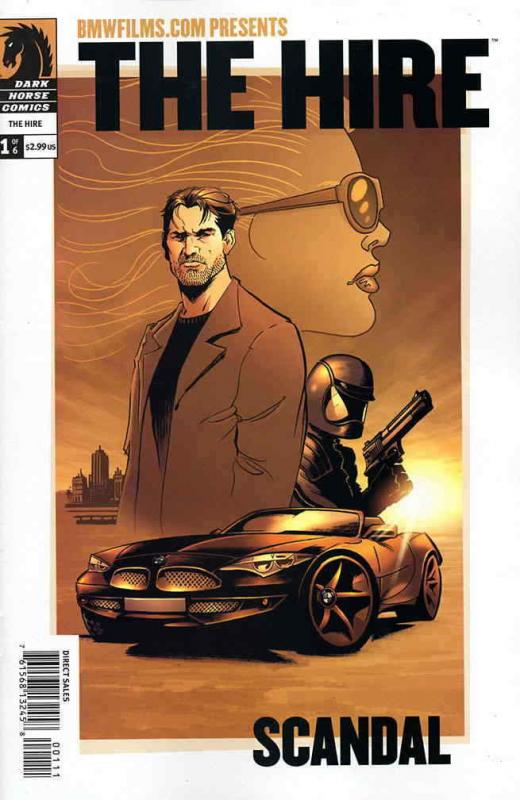 Hire, The (BMWFilms.com's…) #1 VF/NM; Dark Horse | save on shipping - details in