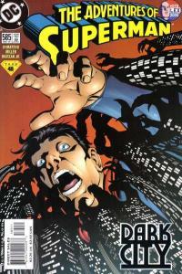 Adventures of Superman (1987 series) #585, NM (Stock photo)