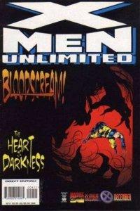 X-Men Unlimited (1993 series) #9, NM- (Stock photo)