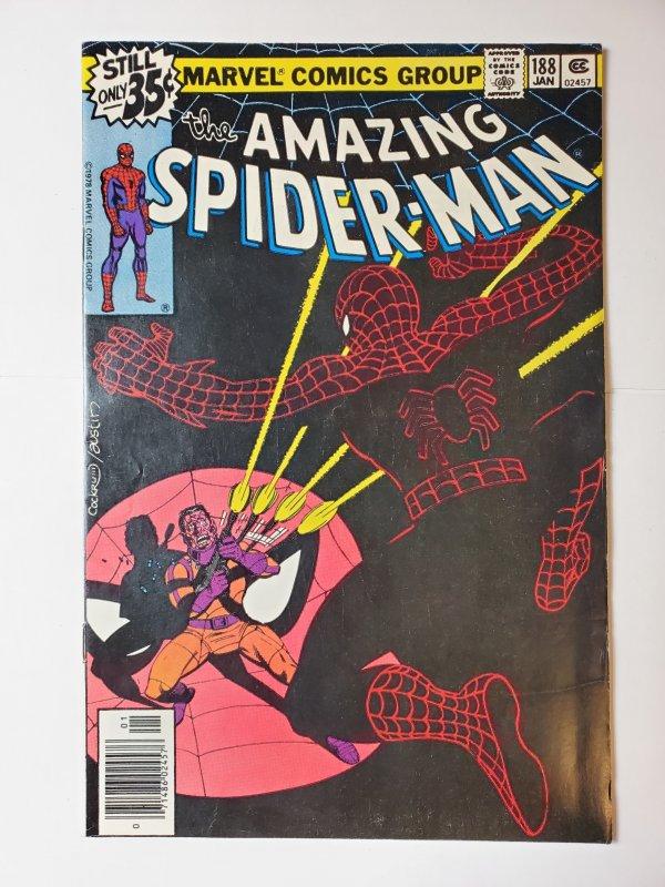 The Amazing Spider-Man #188 (1979)