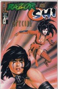 Razor & Shi Special #1 (1994)