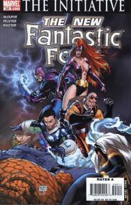 Fantastic Four (2003 series) #549, NM (Stock photo)