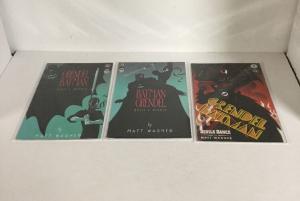 Batman Grendel Devils Dance/Masque/Riddle Nm Near Mint 9.4