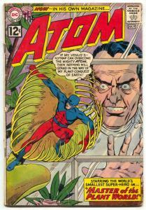 The Atom #1 1962- Gil Kane DC Silver Age Key issue G/VG