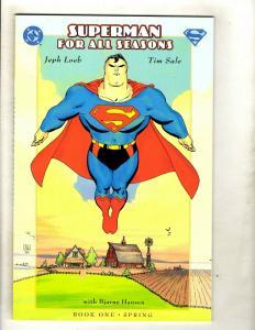 Superman For All Seasons Complete DC Comics LTD Series # 1 2 3 4 NM Sale GK5