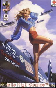 SOME TROUBLE OF A SERRIOUS NATURE VOL. 1 (2001 Series) #1 HILDEBRANT Very Fine
