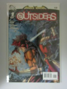 Bruce Wayne The Road Home Outsiders (2010 DC) #1 - VF/NM 9.0 - 2010