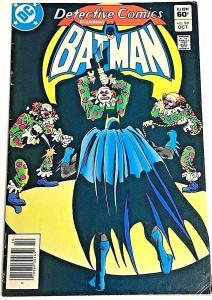 DETECTIVE COMICS#531 FN 1983 DC BRONZE AGE COMICS