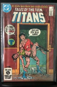 Tales of the Teen Titans #45 (1984)