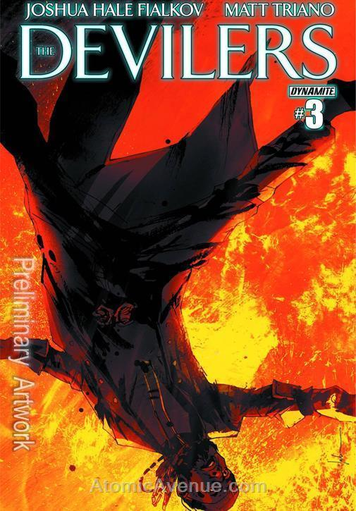 Devilers, The #3 VF/NM; Dynamite | save on shipping - details inside