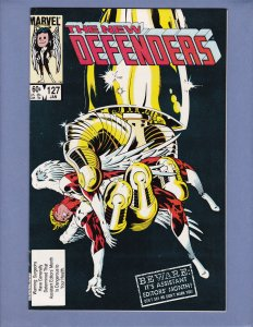 Defenders #127 VF/NM Marvel 1984