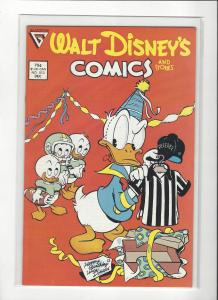 Walt Disney's Comics and Stories #513 3rd Gladstone issue NM
