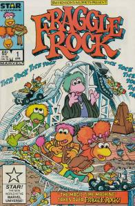 Fraggle Rock (Star) #1 GD; Marvel Star | low grade comic - save on shipping - de