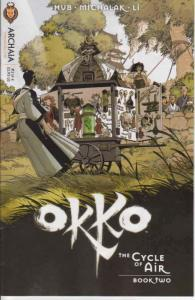 Okko: The Cycle Of Air #2 VF/NM; Archaia | save on shipping - details inside