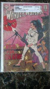 Wonder Woman #189 (Aug 1969, DC) VG-