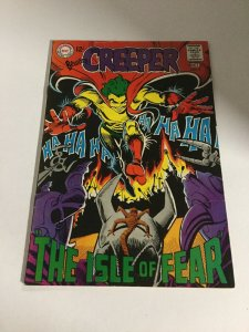 Beware The Creeper 3 Fn- Fine- 5.5 DC Comics Silver Age