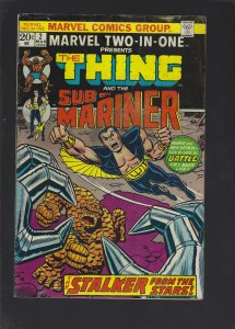 Marvel Two-in-One #2 (1974)