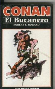 Conan Novelas: El Bucanero