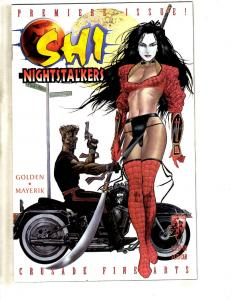 6 Comic Books Shi 1 3 Crimson Plague 1 303 1 Judge Dredd 3 Interview 101  CR25