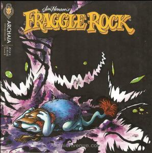 Fraggle Rock (Vol. 2) #2B VF/NM; Archaia | save on shipping - details inside