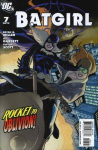 Batgirl (3rd Series) #7 VF/NM; DC | save on shipping - details inside
