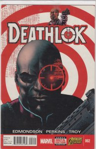 Deathlok #2 (2015)