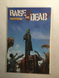 Raise The Dead 2 1 Near Mint Nm Dynamite