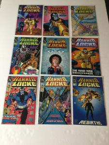 Hammer Locke 1-9 Complete Series Nm Near Mint Ik