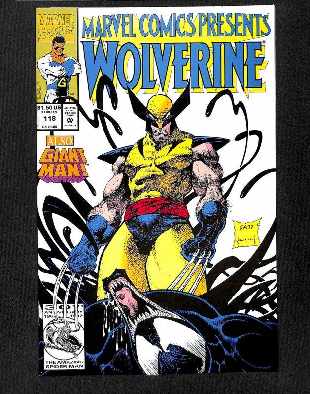 Marvel Comics Presents #118 (1992)