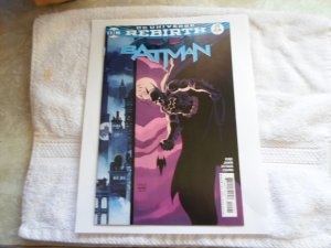 2017 DC COMICS REBIRTH OF BATMAN # 29