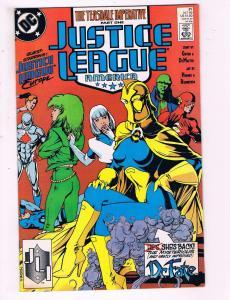 Justice League America #31 VF DC Comics Comic Book Giffen 1986 DE14