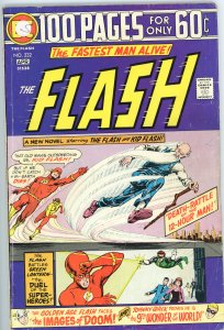 Flash 232  VG  100 Page Super Spectacular