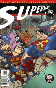 All-Star Superman #7, NM (Stock photo)