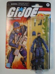 Hasbro G.I. Joe Retro Collection Cobra Trooper 3.75 Inch