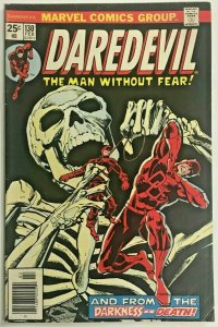 DAREDEVIL#130 FN 1976 MARVEL BRONZE AGE COMICS