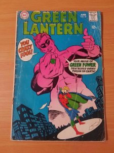 Green Lantern #61 ~ VERY GOOD VG ~ (1968, DC Comics)