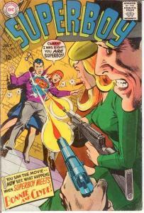 SUPERBOY 149 G-VG NEAL ADAMS COVER   July 1968 COMICS BOOK