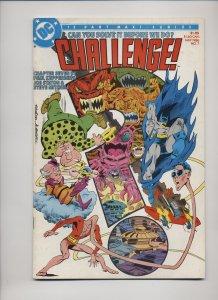 DC Challenge #7 (1986)