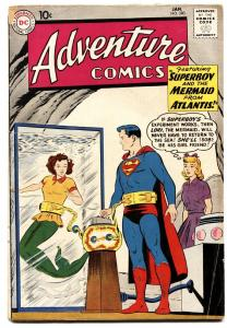 ADVENTURE COMICS #280 comic book 1961 AQUAMAN LORI LEMARIS SUPERBOY