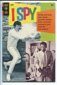 I SPY #5 1968-GOLD KEY-ROBERT CULP-BILL COSBY-TV SERIES-vg
