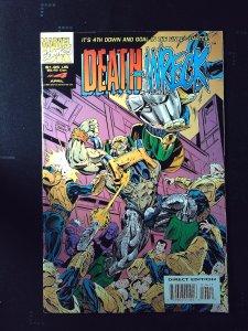 Death Wreck (UK) #4 (1994)