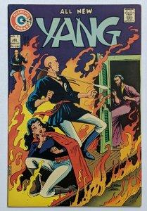 Yang #3 (Jul 1974, Charlton) VF 8.0