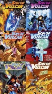SON OF VULCAN (2005) 1-6  COMPLETE SERIES!